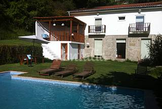 House with 3 bedrooms with swimming pool Braga