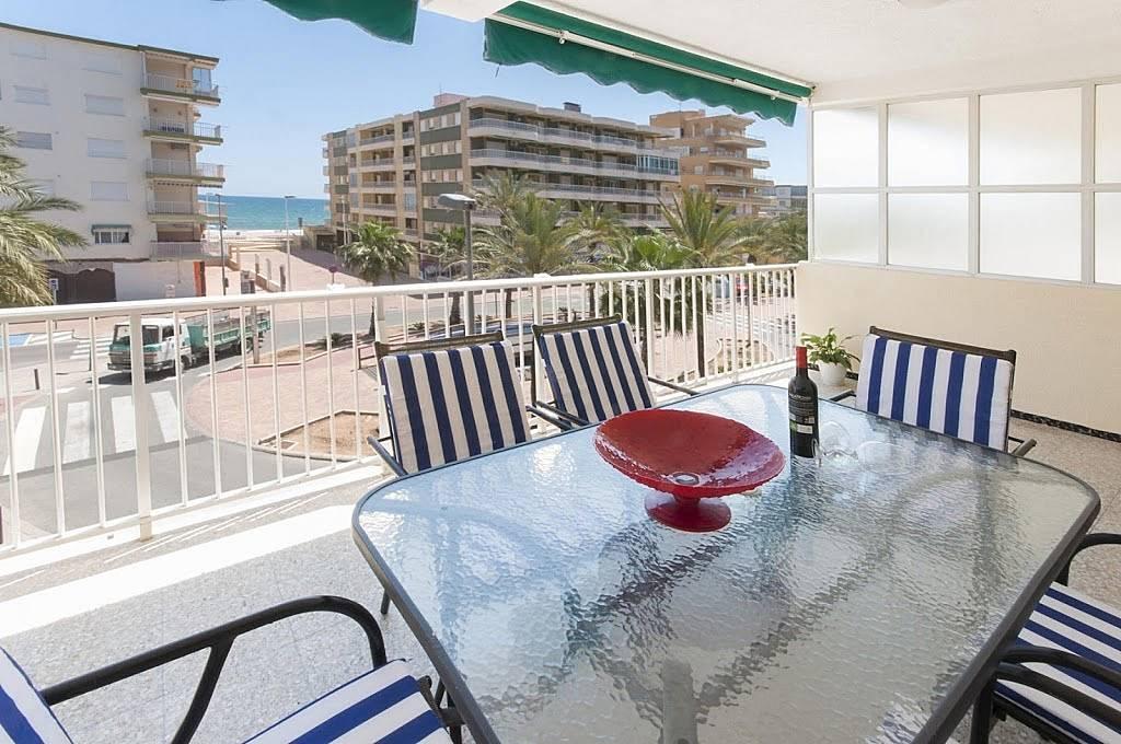 Apartamento en alquiler en tavernes de la valldigna tavernes de la valldigna valencia camino - Apartamentos en alquiler en valencia ...