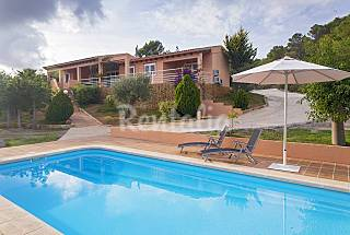 Villa in km7 in cala jondal close to Ibiza town Ibiza