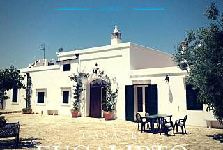 Villa for rent 3 km from the beach Bari
