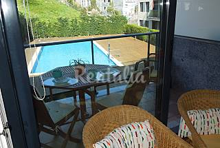 Apartment for 2-3 people only 250 meters from the beach Pontevedra