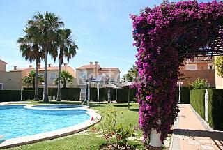 Villa en Oliva Nova golf Valencia