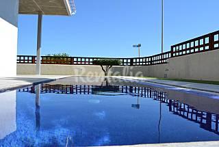 Casa vacacional playa  la Ardiaca Cambrils Tarragona