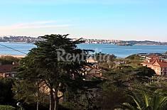 Surf apartment 3 bedrooms, 2 bathrooms, sea views Cantabria