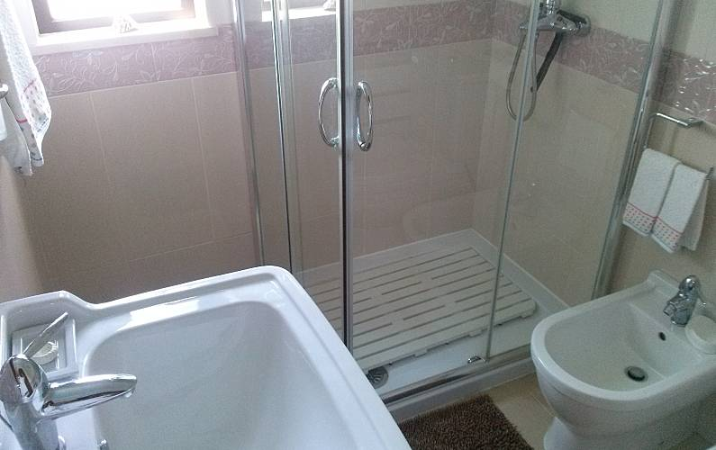 Villa Bathroom Algarve-Faro Silves villa - Bathroom