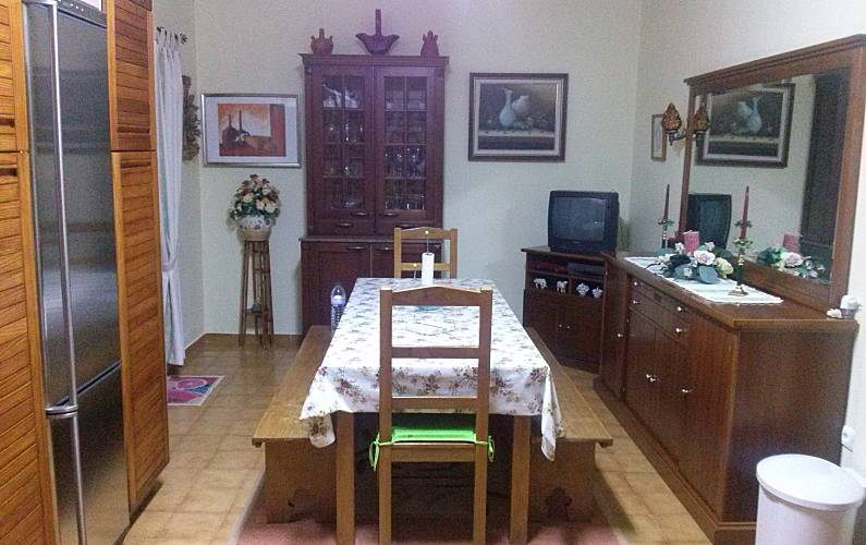 Villa Kitchen Algarve-Faro Silves villa - Kitchen