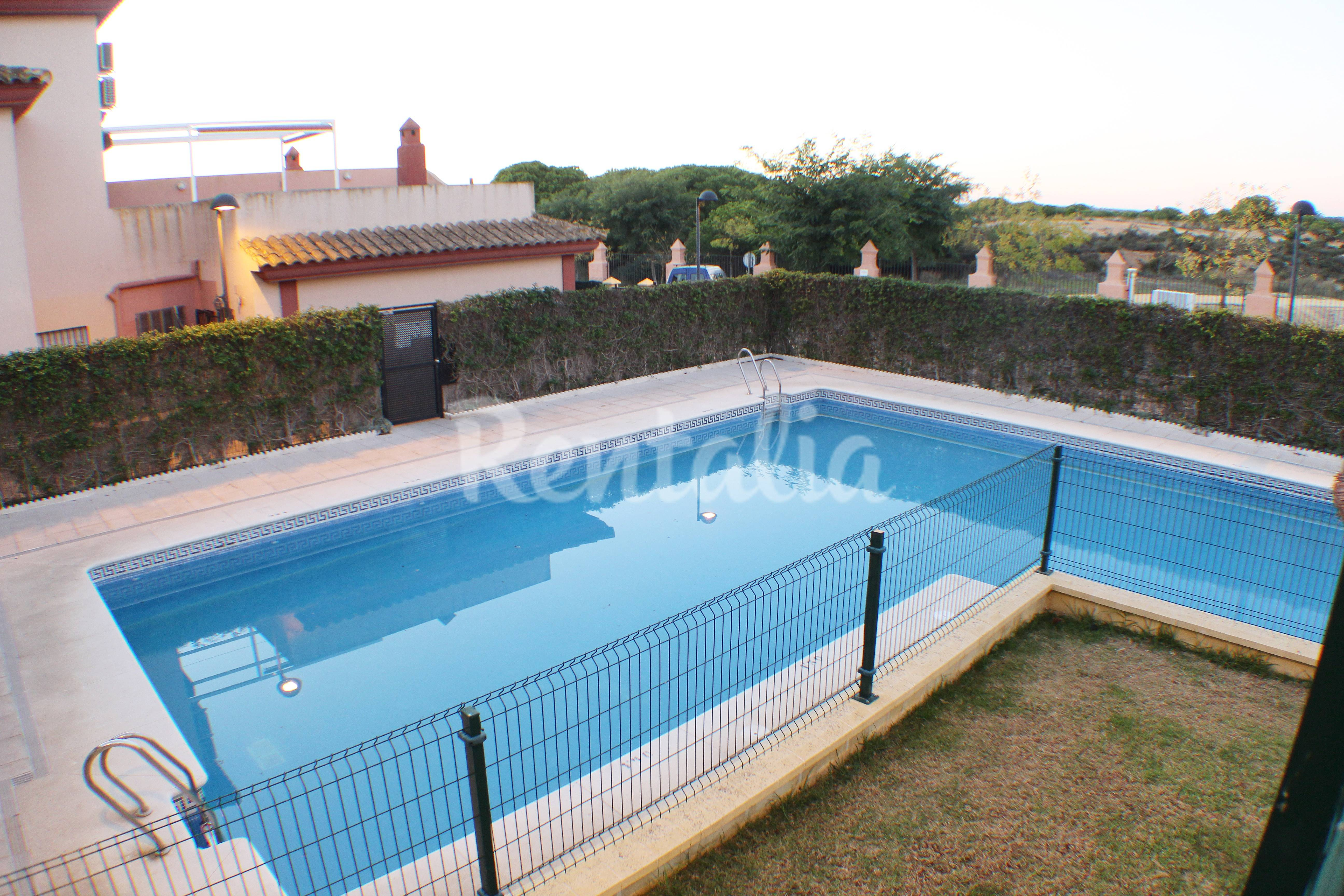 Apartment for rent only 800 meters from the beach - Rentalia islantilla ...