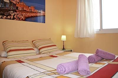 Apartamento para alugar em Cadiz centro Cádis