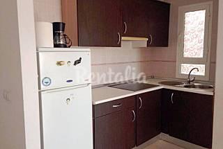 Appartement voor 4 personen op 1000 meter van het strand Lanzarote