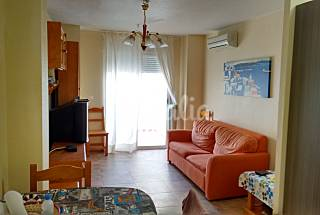 Apartment for 4 people only 300 meters from the beach Murcia
