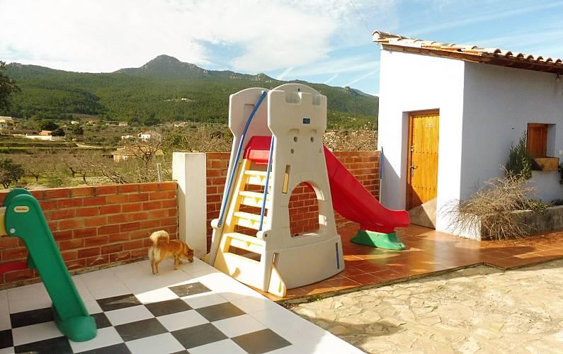 Casa rural en Moratalla. Mistral Murcia