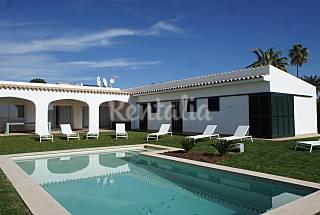 VILLA ALTO STANDING NUEVA 2017 CONST Menorca