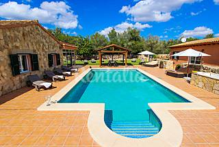 Beautifu finca with 3 independent house in Algaida Majorca