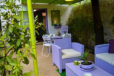 Villa para 4 personas a 400 m de la playa Palermo