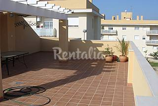 Apartment for 4-6 people only 200 meters from the beach Murcia