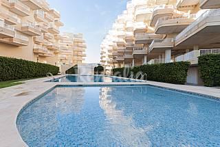 PARQUEMAR - Apartamento para 6 personas en Platja de Xeraco . Valencia