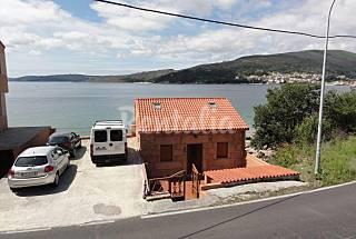 Casa para 6-7 personas ,excelentes vistas al mar A Coruña/La Coruña
