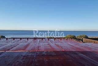 Apartment with 3 bedrooms on the beach front line Huelva