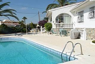 Villa for 8-10 people in Alicante/Alacant Alicante