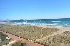 Apartamento de 3 dormitorios enfrente de la playa Girona/Gerona