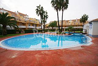 Bajo de 2 habitaciones a 150 m de la playa Alicante