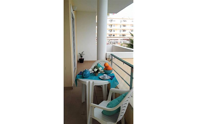 Apartment Terrace Algarve-Faro Portimão Apartment - Terrace