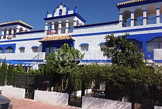 Apartamento para 4 pessoas a 50 m da praia Huelva