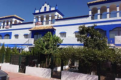 Apartamento para 4 personas a 50 m de la playa Huelva