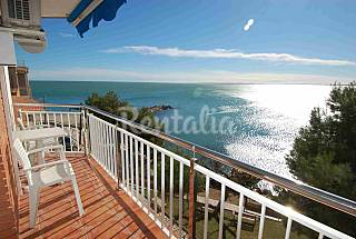 Apartment with 3 bedrooms only 30 meters from the beach Tarragona