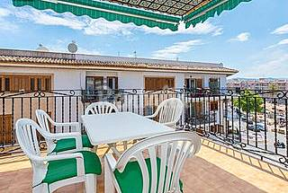 Apartment only 100 meters from the beach Alicante