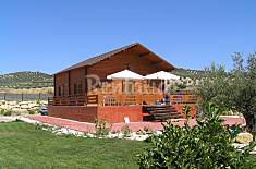 House for up to 5 people with  swimming pool Jaén
