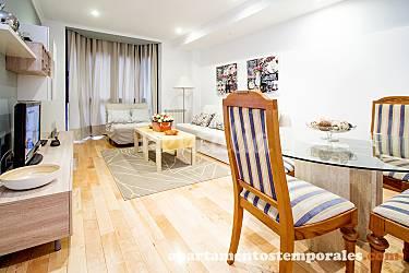 Retiro Salón Madrid Madrid Apartamento
