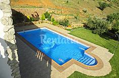 Villa for 6 people with swimming pool Cádiz