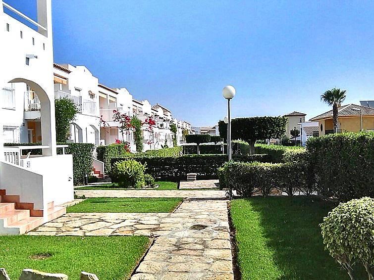 Apartamento para 6 personas en almer a vera costa vera for Apartamentos en vera almeria