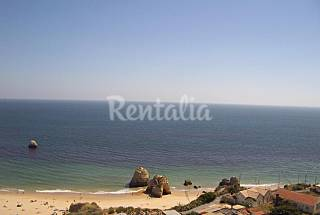 Apartment on the beach front line Algarve-Faro