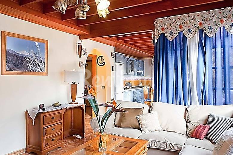 Apartamento en alquiler en tenerife la candelaria icod de los vinos tenerife parque - Apartamentos en candelaria tenerife ...