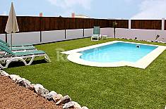 House for 6 people with swimming pool Fuerteventura