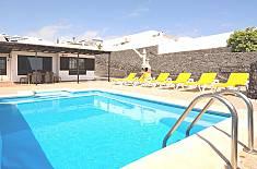 Villa para 6 personas con piscina Lanzarote