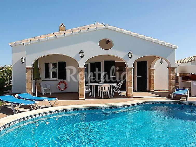 Casa en alquiler en ciutadella de menorca cala 39 n bosch - Casas en menorca ...