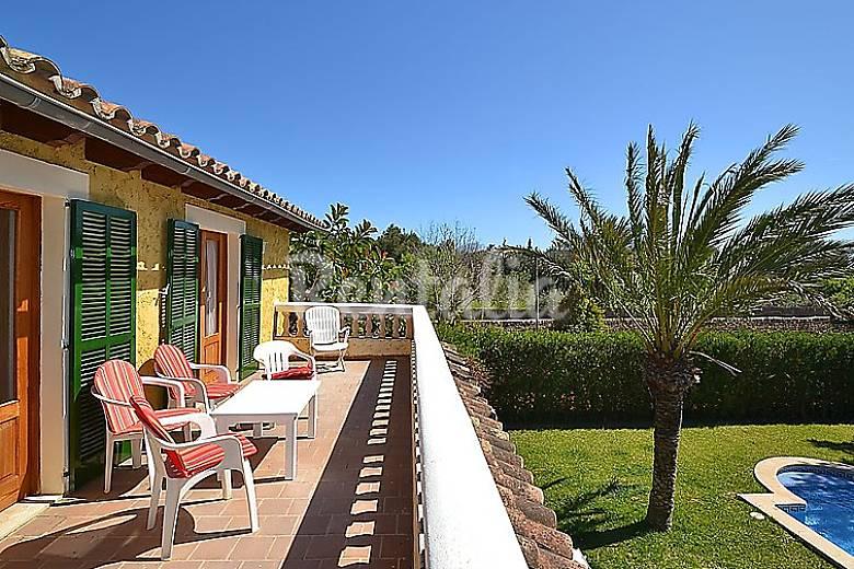 Casa en alquiler con piscina mal pas bonaire alc dia for Casas con piscina mallorca