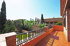 Villa for 10 people 6 km from the beach Girona
