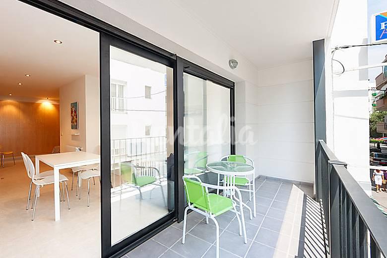 Apartamento en alquiler a 400 m de la playa la fermina - Alquiler de apartamentos en tossa de mar particulares ...