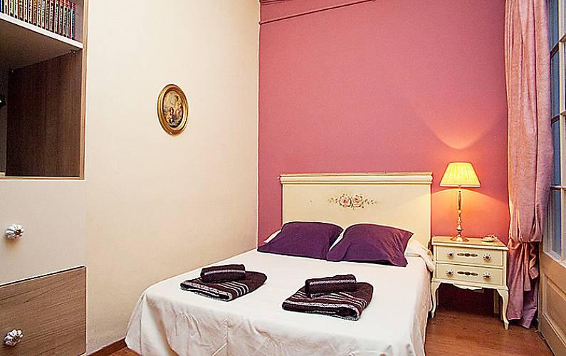 Appartement pour 2 personnes barcelone centre for Appart hotel 5 personnes barcelone