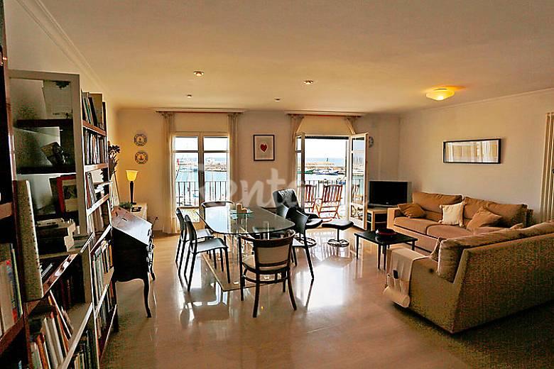 Apartamento en alquiler a 50 m de la playa la llosa cambrils tarragona costa dorada - Apartamentos de alquiler en cambrils ...