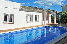 Villa for rent only 300 meters from the beach Tarragona