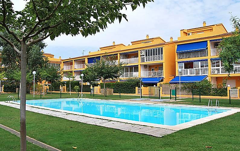 Apartamento en alquiler a 200 m de la playa oropesa del mar orpesa castell n castell n - Alquiler apartamentos oropesa del mar ...