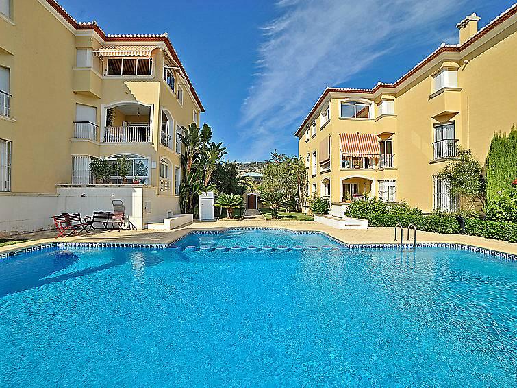 Apartamento en alquiler a 250 m de la playa bahia de - Alquiler apartamentos en javea ...