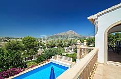 Villa en alquiler en Jávea/Xàbia Alicante