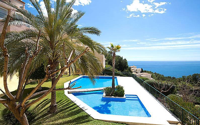 Casa in affitto a 2 4 km dalla spiaggia galeras bajas for Piani di casa sulla spiaggia su palafitte