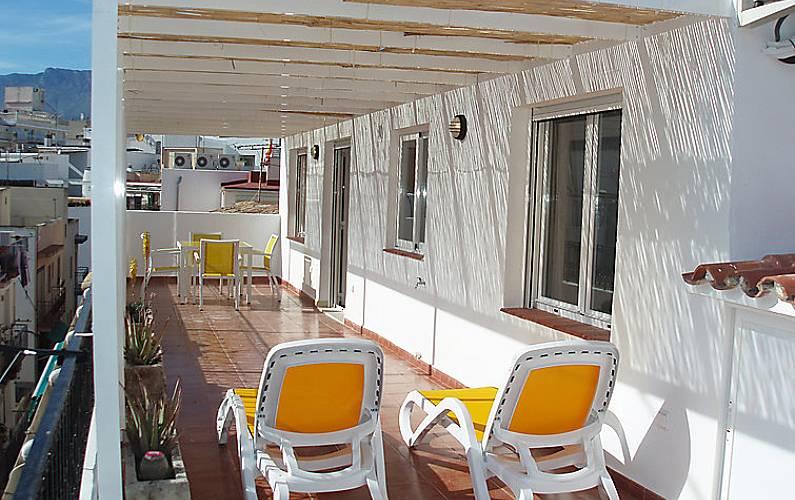 Apartamento en alquiler a 100 m de la playa coblanca benidorm alicante costa blanca - Apartamentos de alquiler en benidorm baratos ...